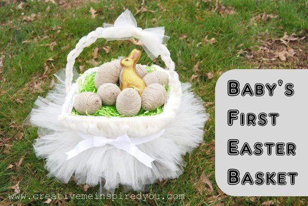 Baby's First Easter Basket – Gift Wrapping