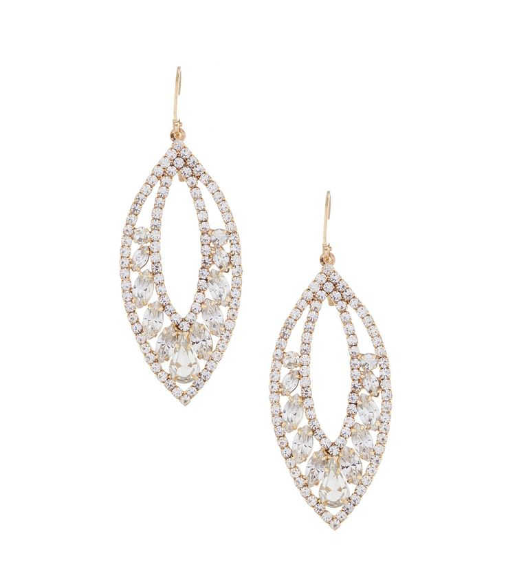 Shop for Belle Badgley Mischka Leaf Statement Earrings at Dillards.com. Visit Dillards.com to find clothing, accessories, shoes, cosmetics & more. The Style of Your Life.
