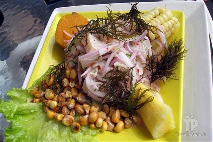 """""""El ceviche"""", piatto tradizionale - #Perù"""