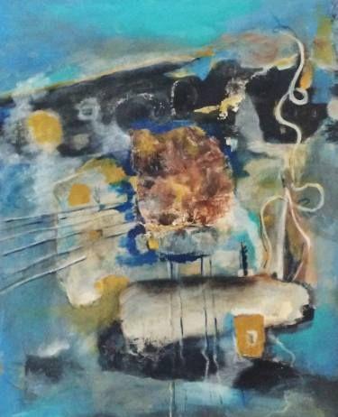 "Saatchi Art Artist Janet STRAYER; ""Atropos"" www.janetstrayer.com"