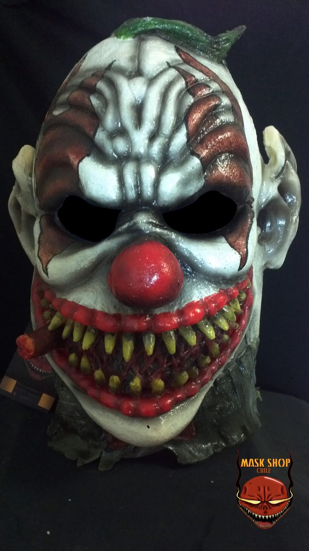 Deadly clown www.facebook.com/maskshopchile