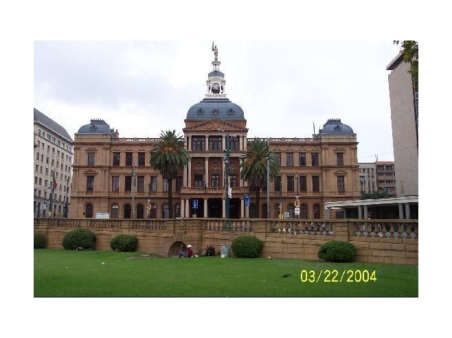 Old City Hall, Pretoria, South Africa