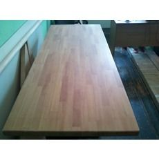 Деревянные столешницы.Столешницы для кухни, барных стоек, столов из массива древесины Бука, толщиной 40мм.