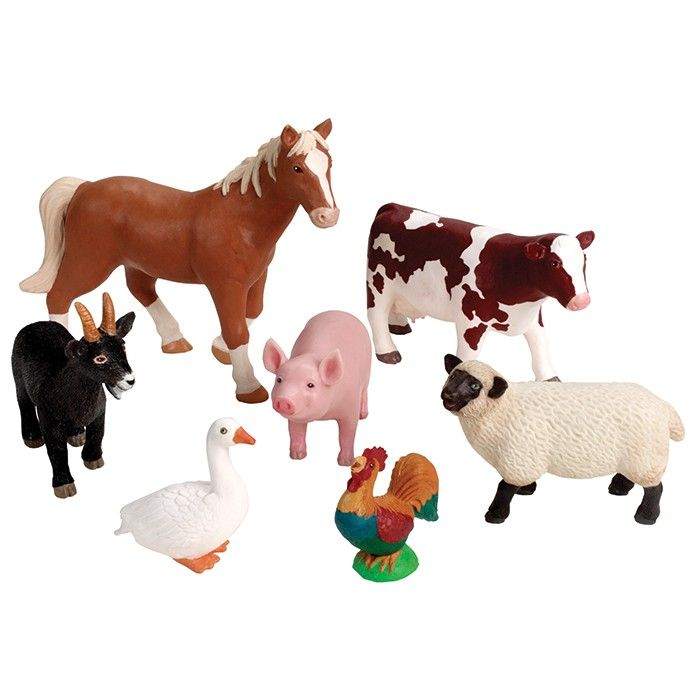 Jumbo Farm Animals