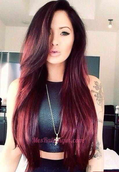 rallonges cheveux coloration 3 hairstyle pinterest belle blog et hauts. Black Bedroom Furniture Sets. Home Design Ideas
