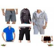 Трусы шорты и спортивные костюмы
