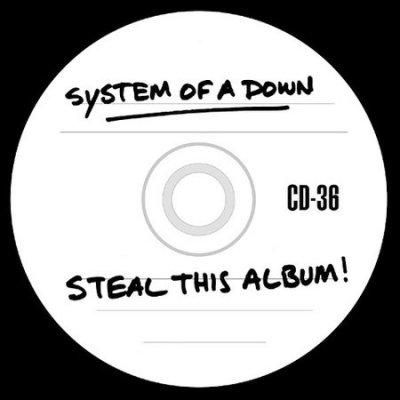Precision Series System Of A Down - Steal This Album, Grey
