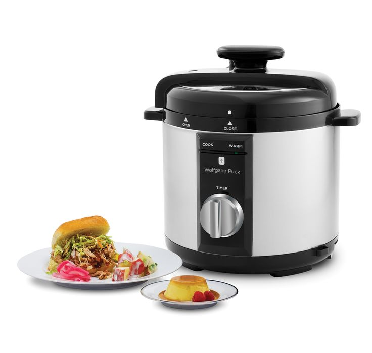 Buy Wolfgang Puck 8-Quart Pressure Cooker-Kitchen-Small Appliances-Rice, Slow & Pressure Cookers-Online Shopping for Canadians