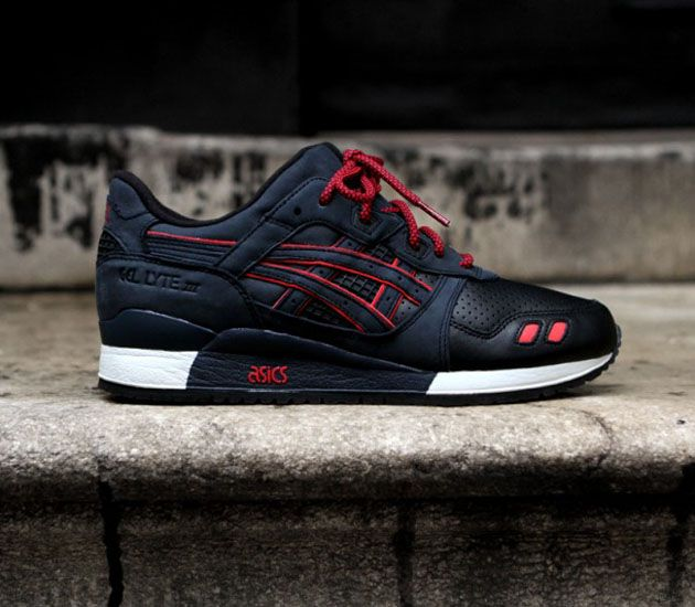 Ronnie Fieg x Asics Gel Lyte III-Eclipse #sneakers #kicks