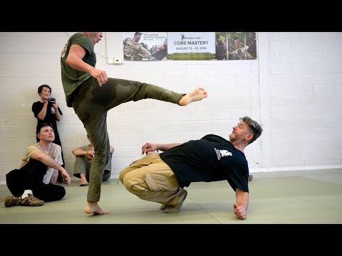 I've not personally seen a lot of systema. It looks interesting. - Against High Kicks - YouTube