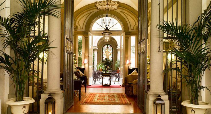 Photo Gallery - Relais Santa Croce Florence, 5* luxury hotel - Exteriors