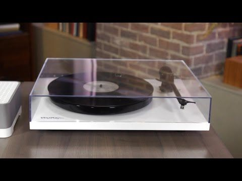 The Flexson VinylPlay is the Landrover of modern digital turntables - YouTube