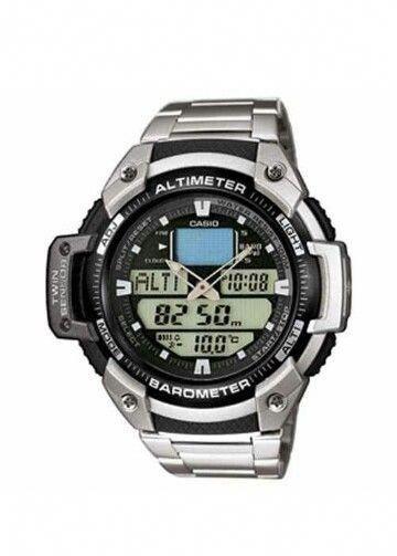 cae45756425a RELOJ CASIO SGW-400 EXTENSIBLE ACERO ALTIMETRO