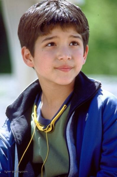"""Tyler Posey in """"Maid in Manhattan"""" - he is not exactly a man yet in this pic but he is definitely adorable"""