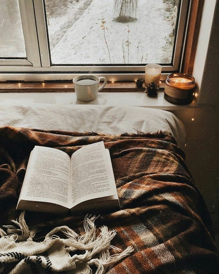 Image result for autumn book aesthetic