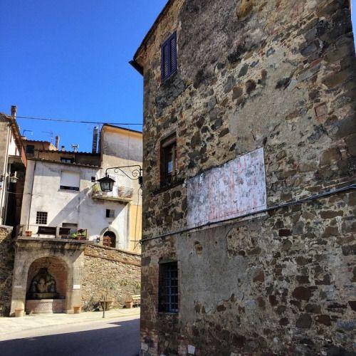 Corner of Chianni, Tuscany