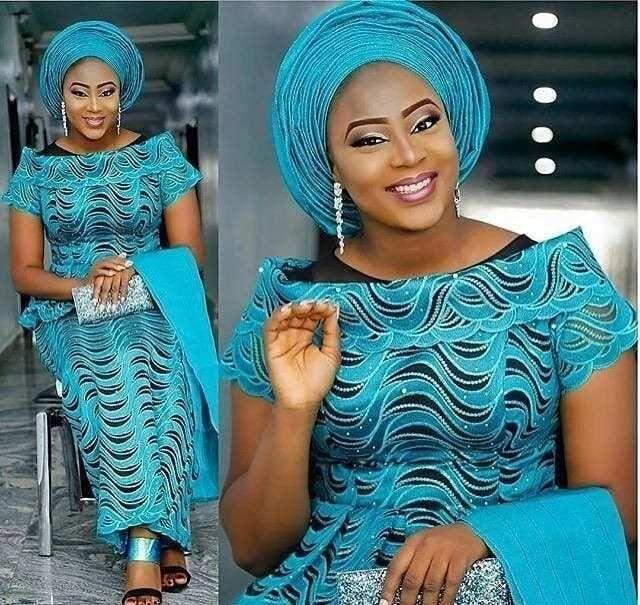 Cord Lace Asoebi Styles 2020 For Beautiful African Woman Dabonke Nigeria Latest Latest African Fashion Dresses African Lace Styles African Fashion Dresses