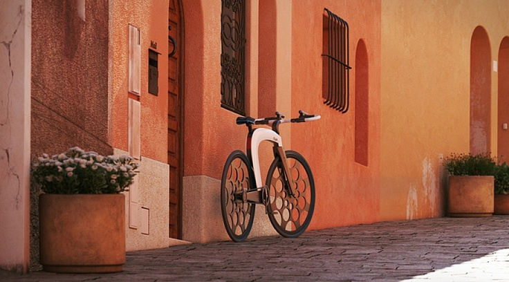 nCycle — велосипед будущего