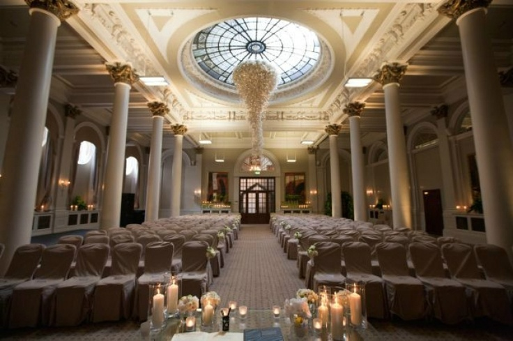 The George Hotel  wedding venue in Edinburgh, Edinburgh
