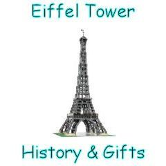 Eiffel Tower History and Gifts