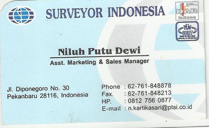 Surveyor Indonesia