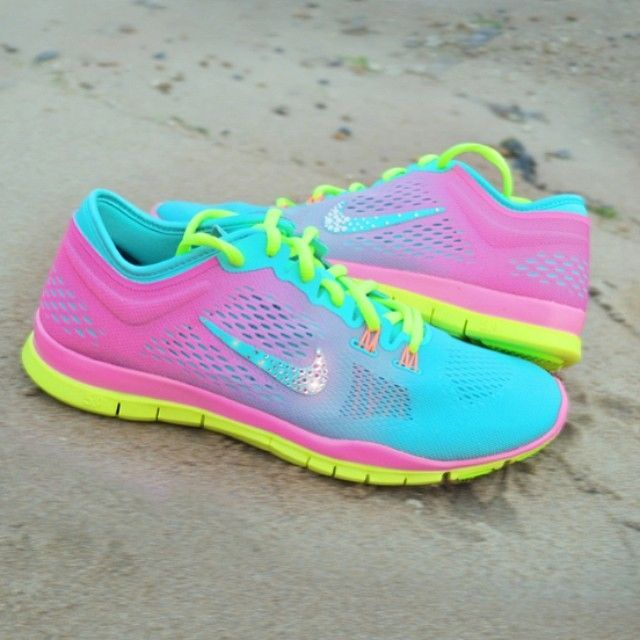 Brilliant Nike And Reebok Have A Fabulous Collection Of Neon Colored Gym Shoes That Will Look Great With Your Gym Apparels Looking Gorgeous Even While Sweating It Out Is Not That Difficult Trekking Shoes For Women Trekking Is One Of The