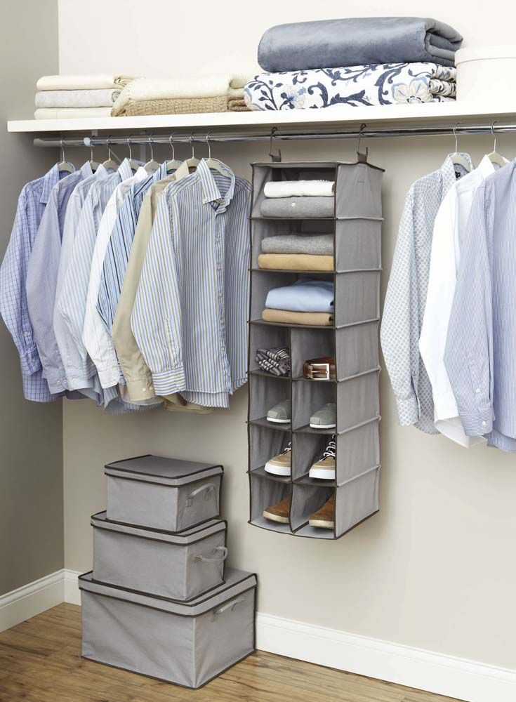 Images Photos A big closet is good but an organized closet is better Give yours a