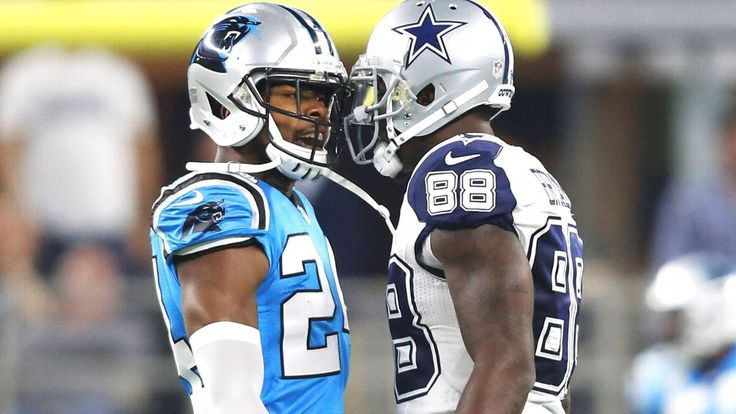 Panthers CB Josh Norman: 'Went Dark Knight' after Dez Bryant disrespect