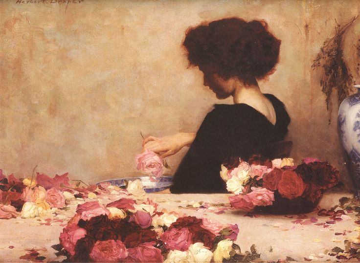 Lydia McCauley - Quieting: HOW TO MAKE A ROSE POTPOURRI The Cottonwoods have ...
