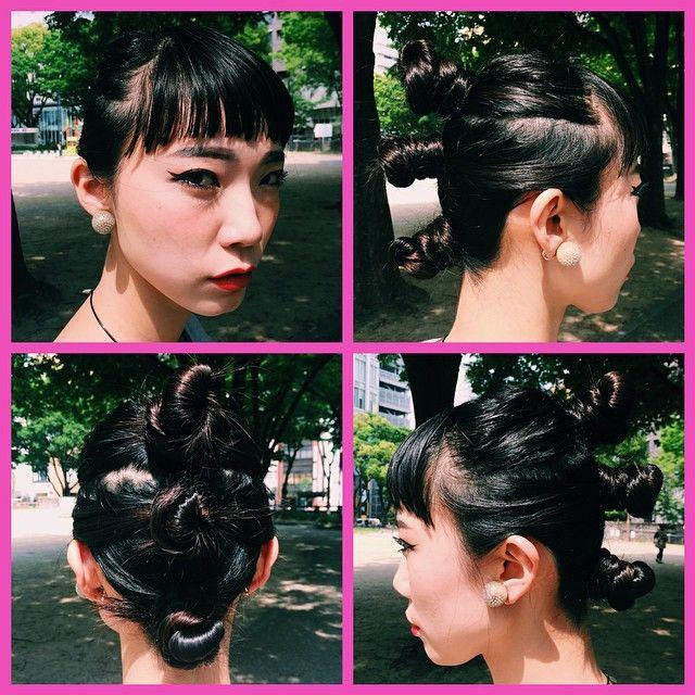 5月28日発売のサマーファッション特集の次、6月28日発売8月号はヘア特集✂︎ ただいま撮影中 名古屋の人気サロン「SUPRAM/スープラム」のスタイリスト弓さんのサマーストリートヘアアレンジが可愛すぎ editor K #hairarrange#hairsalon#hairissue#supram#nylonjapan