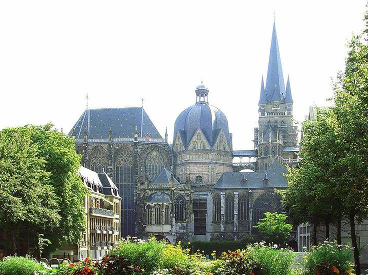 Catedral de Aachen  - Carolíngia