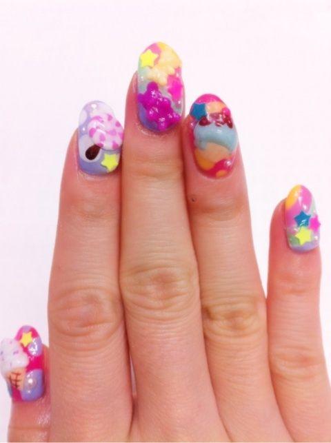 15 best fingernails images on Pinterest | 3d nails art, Nailed it ...