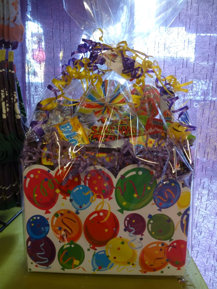 The Sweetest Gift Baskets for Any Occasion, Now Available or In Store at Candy Funhouse!