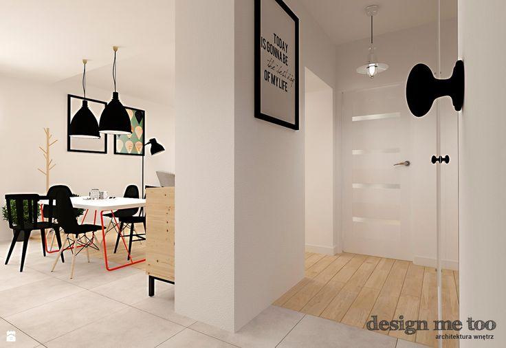 Hol / Przedpokój styl Skandynawski - zdjęcie od design me too - Hol / Przedpokój - Styl Skandynawski - design me too