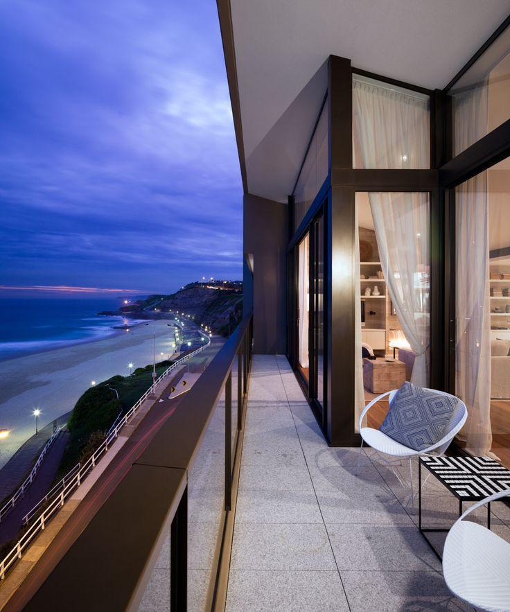Летняя терраса с панорамным видом