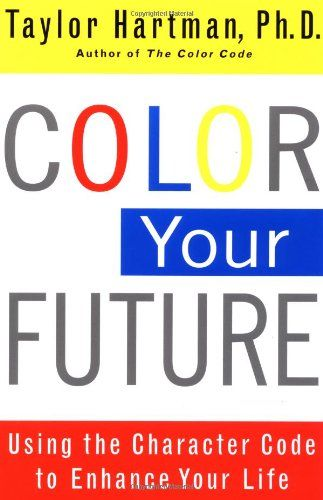 Fancy Color Code Book 18 Color Your Future Using
