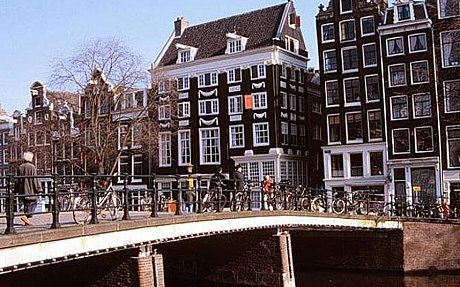 Top 10: budget hotels in Amsterdam - Telegraph
