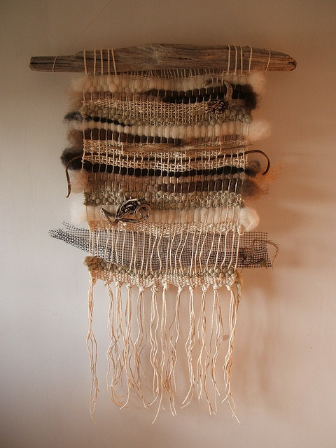 Beachcomber Weaving Pinterest Projects