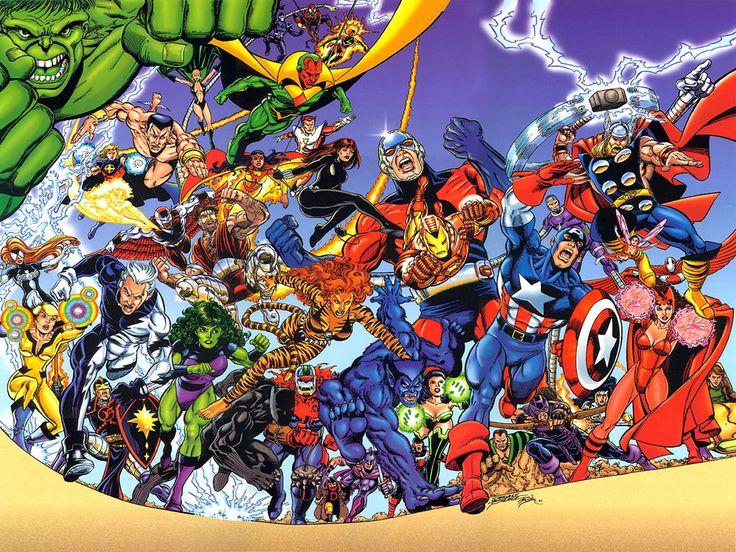 Avengers Pinterest: 12 Best Marvel Avengers Comic Images On Pinterest
