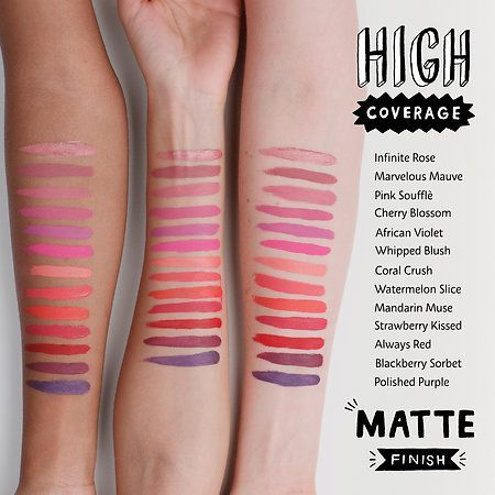 Image result for sephora collection cream lip stain swatches