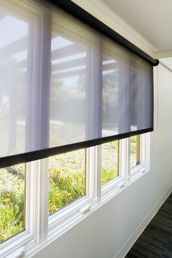 Hunter Douglas Roller Shades And Pewter On Pinterest