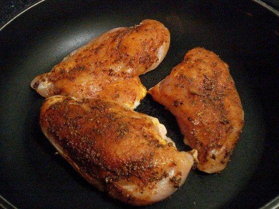 poulet-cajun-poele