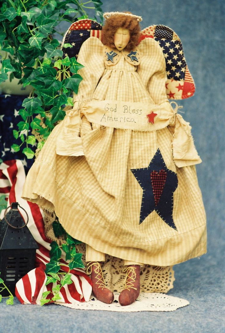 A personal favorite from my Etsy shop https://www.etsy.com/listing/160017133/cloth-doll-e-pattern-24in-patriotic