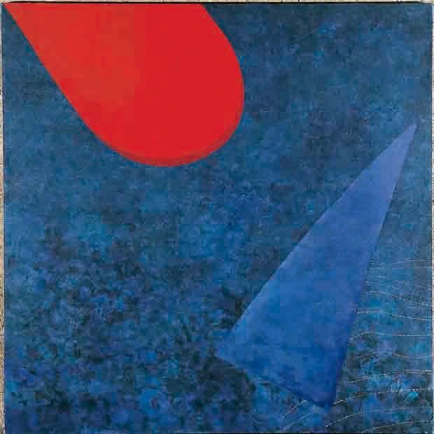 Sem título, 1990 - Tomie Ohtake