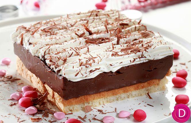 Εκμέκ σοκολατόπιτα ψυγείου ! | Sokolatomania.gr, Οι πιο πετυχημένες συνταγές για οσους λατρεύουν την σοκολάτα και τις γλυκές γεύσεις.