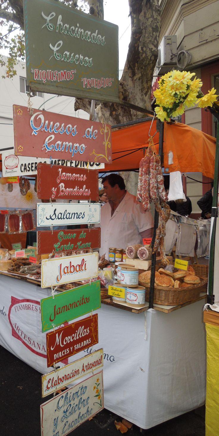El mercado//Buenos Aires 2012.