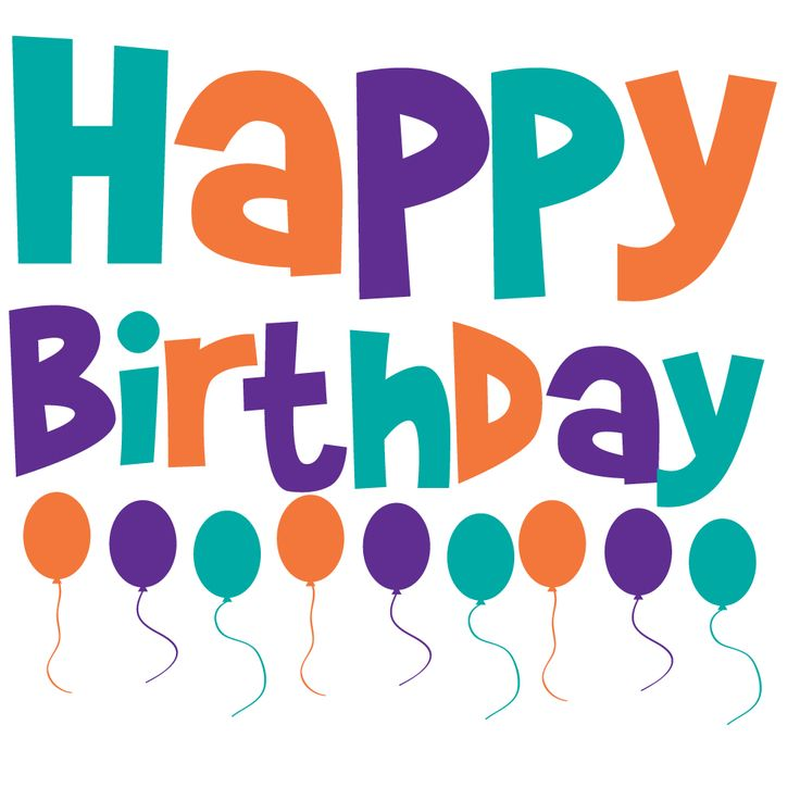 15 best birthday clip art images on pinterest birthdays happy b rh pinterest com
