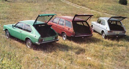 SEAT 127 LS 3P vs SEAT 128 3P vs SEAT 131 E 5P - PIEL DE TORO