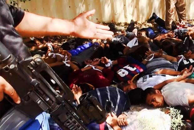 Pembantaian di Irak