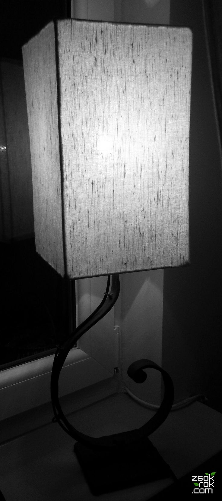 "lamp ""question mark"""